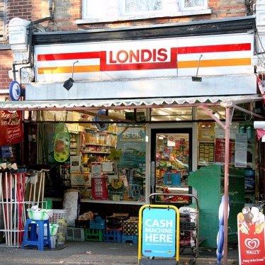 convenience store, marketplace, city, public space, town,