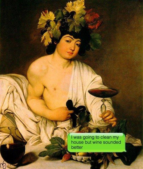 Wine O-clock