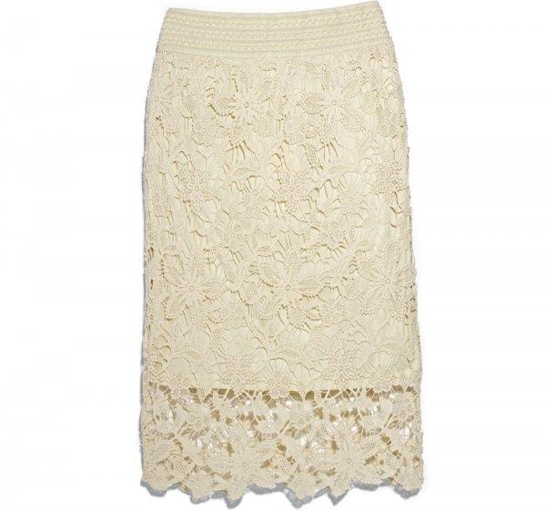 MARSHALLS Lace Skirt