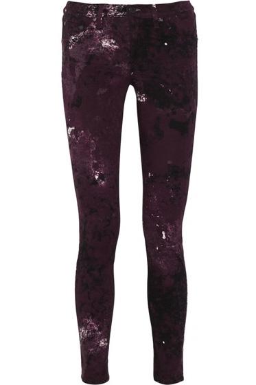 Rag & Bone Galaxy Printed Jeans