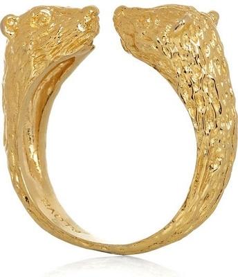 Pamela Love Bear Ring