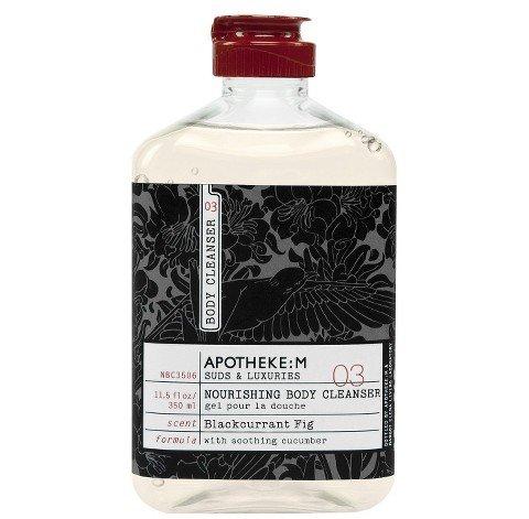 Apotheke: M Blackcurrant Fig Nourishing Body Cleanser