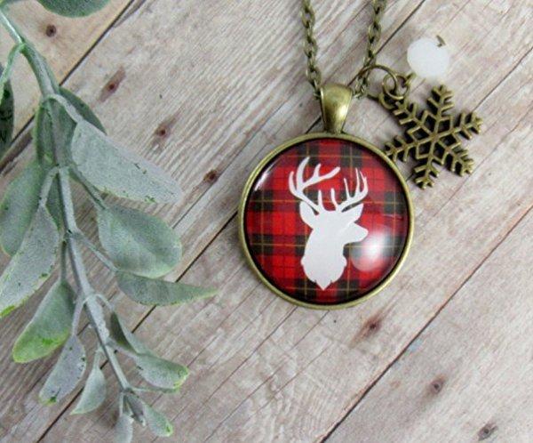 locket, christmas ornament, pendant, christmas decoration, jewellery,