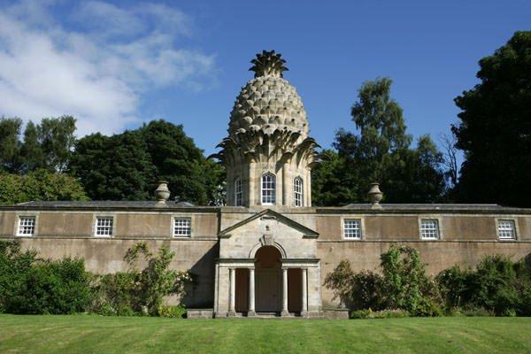 Dunmore Pineapple, Dunmore Estate, Scotland