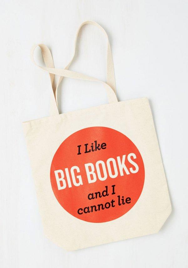 I like Big Books