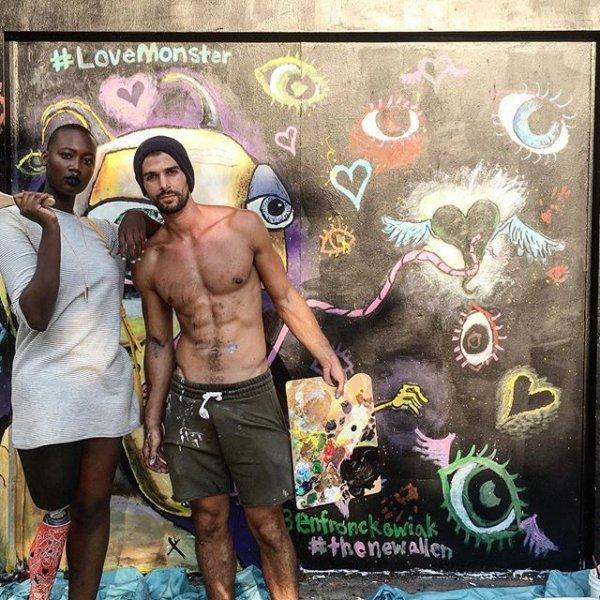 art, endurance sports, Love, Monster, #thenevN,