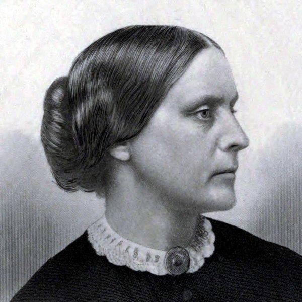 Susan B. Anthony (1820 – 1906)