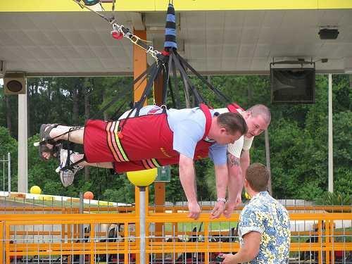 Track Family Recreation Center in Destin, Florida