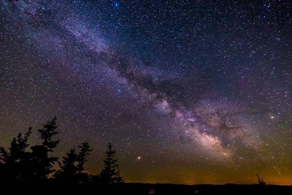 sky, nature, atmosphere, galaxy, night,