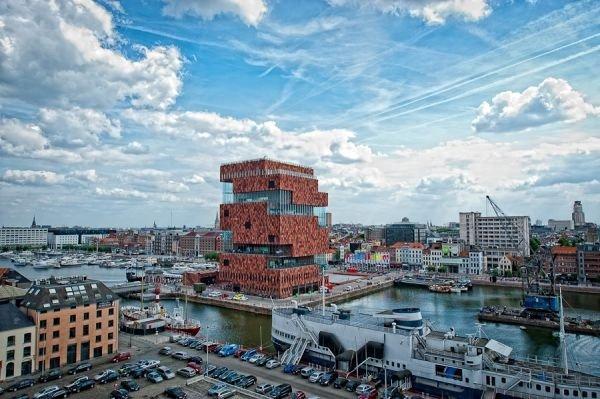 Go to MAS, Antwerp