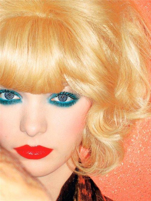 Bright Golden Blonde