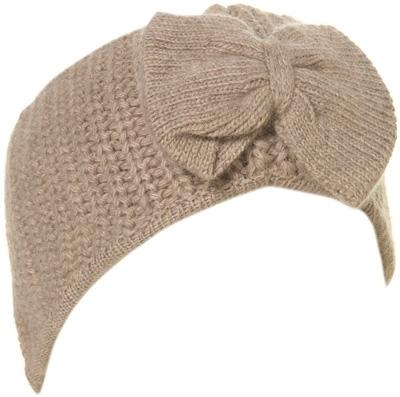Topshop Angora Bow Headband