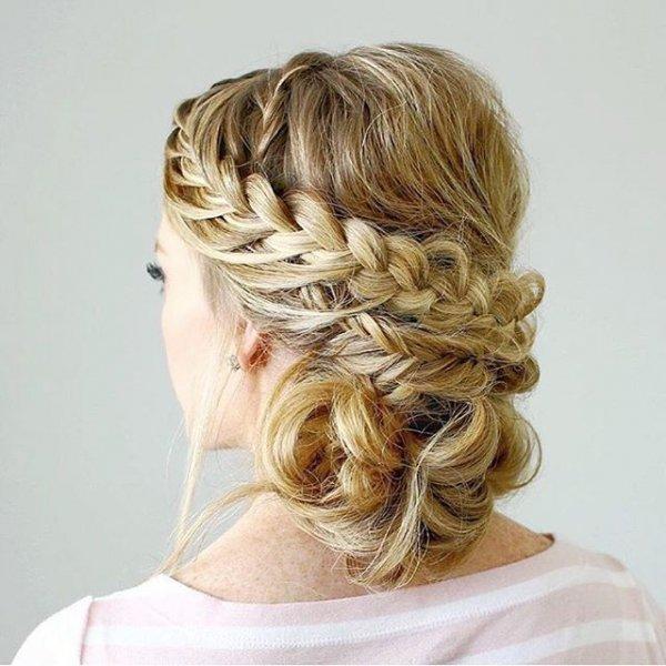 hair, hairstyle, blond, woman, long hair,