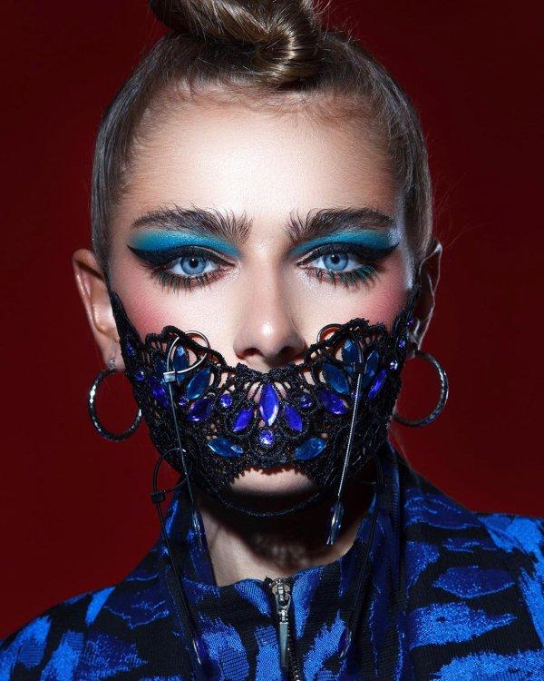 Face, Hair, Head, Blue, Beauty,