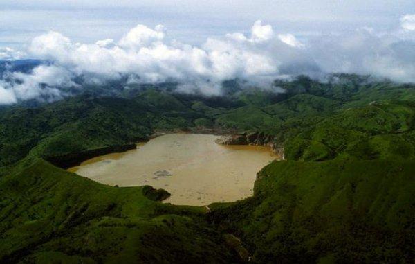 Lake Nyos – Cameroon