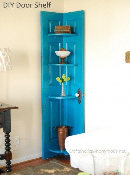Convert an Old Door