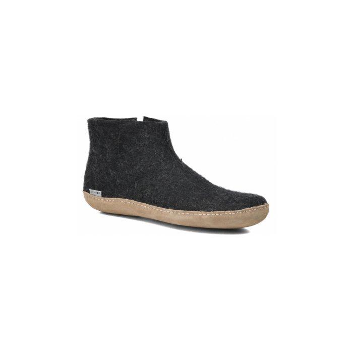 Glerups Men's Model G, 100% Wool Slipper Boot