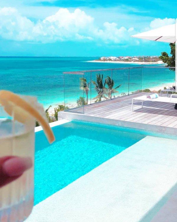 aqua, swimming pool, caribbean, leisure, vacation,