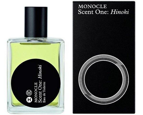 Monocle Scent One Hinoki