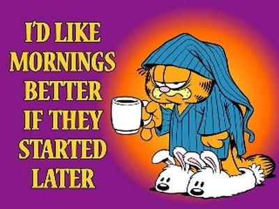 Moody Mornings