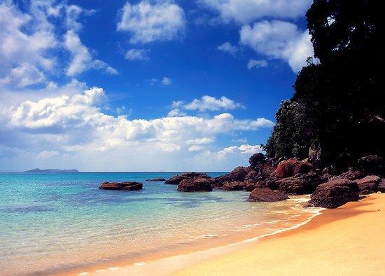 Omemana Beach