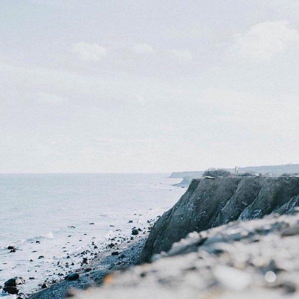 Sea, Water, Ocean, Sky, Horizon,