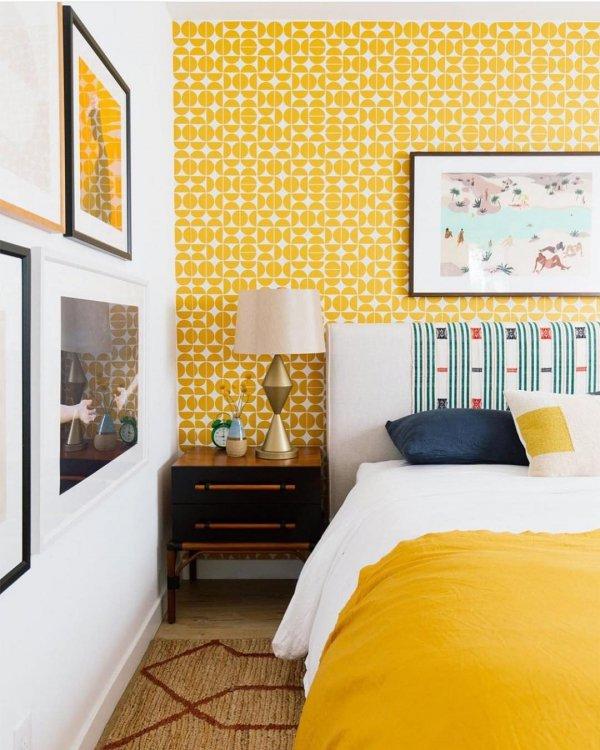 yellow, room, wall, interior design, home,