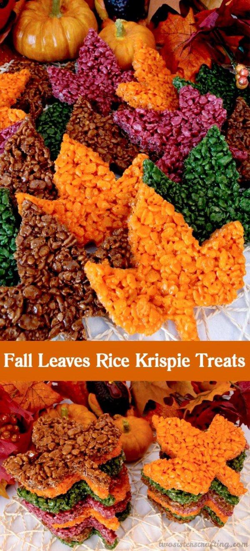 Leaf Rice Krispies