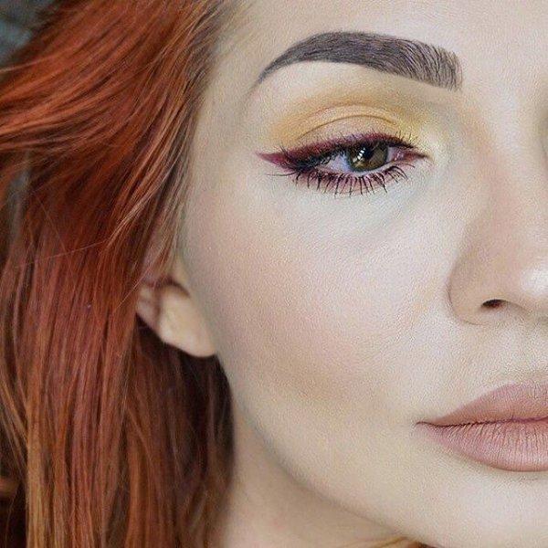 color, hair, eyebrow, eyelash, brown,