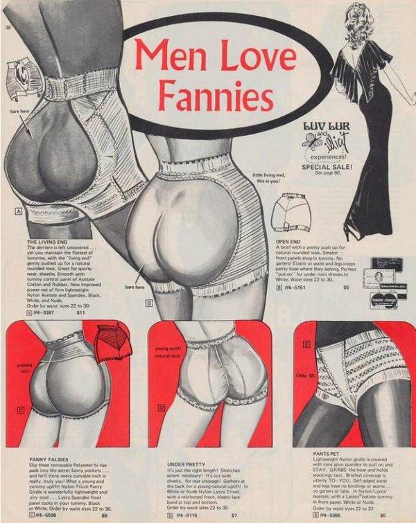 Men Love Fannies