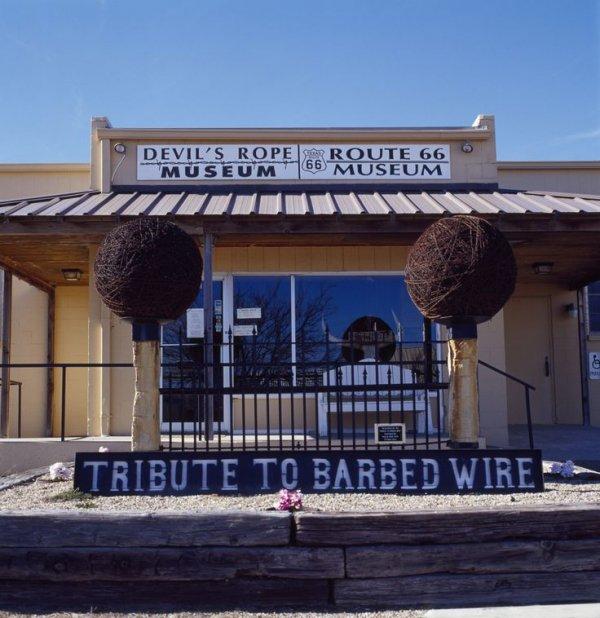 Devil's Rope Museum, McLean, Texas