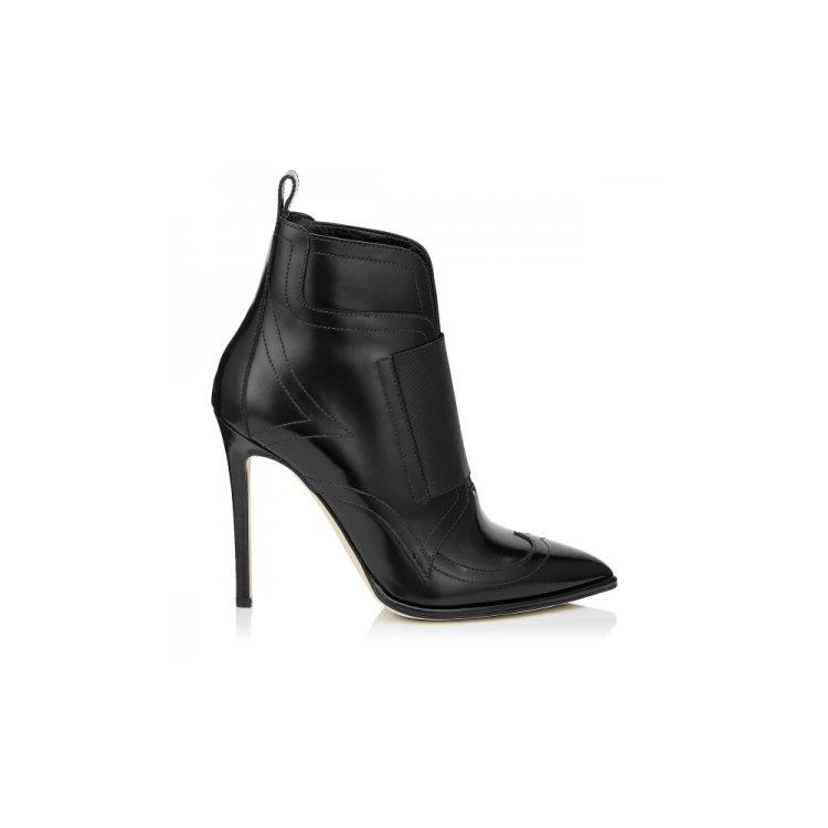 footwear, boot, leather, leg, high heeled footwear,