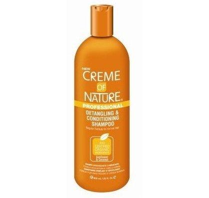 Cream of Nature Ultra Moisturizing Detangling Conditioning Shampoo