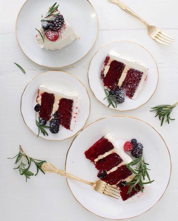dessert, food, frozen dessert, panna cotta, plate,