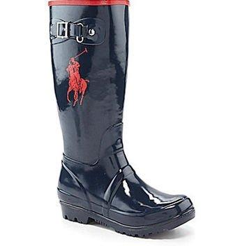 Polo Ralph Lauren Rain Boots