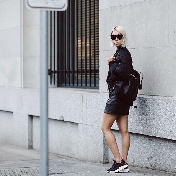white, black, clothing, snapshot, dress,