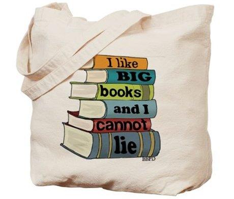 I like Big Books & I Cannot Lie