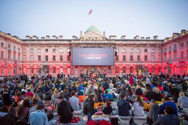 Film4 Summer Screen, Somerset House, London