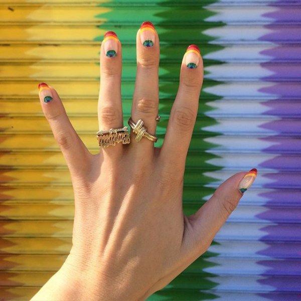 hand, finger, nail, flower, jewellery,