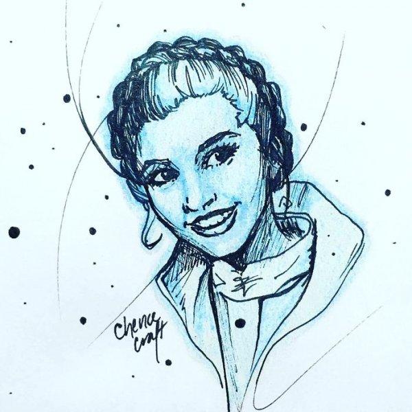face, cartoon, sketch, drawing, head,