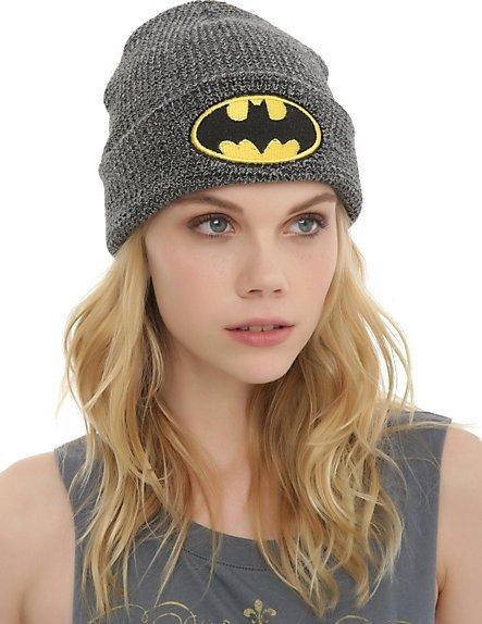 DC Comics Batman Beanie