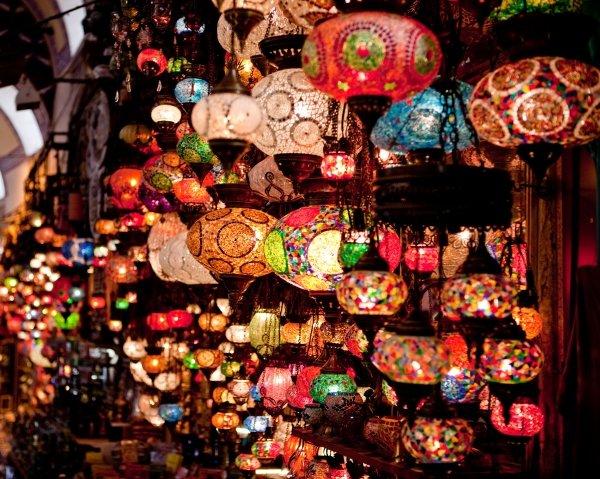 The Grand Bazaar – Istanbul, Turkey
