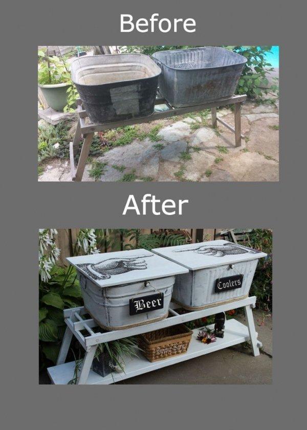 Wash Bin Coolers
