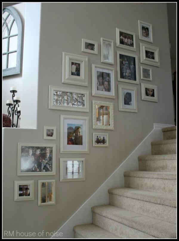 Excelente Marcos Blancos Fotos - Ideas de Arte Enmarcado ...