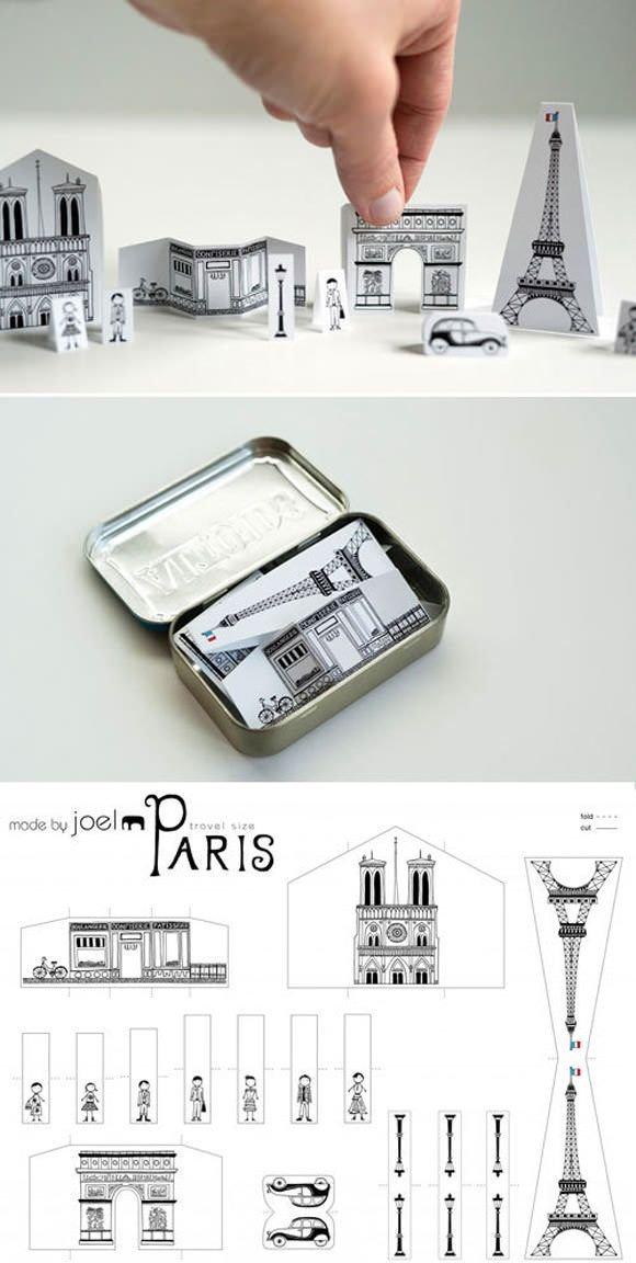 Paper City - Paris