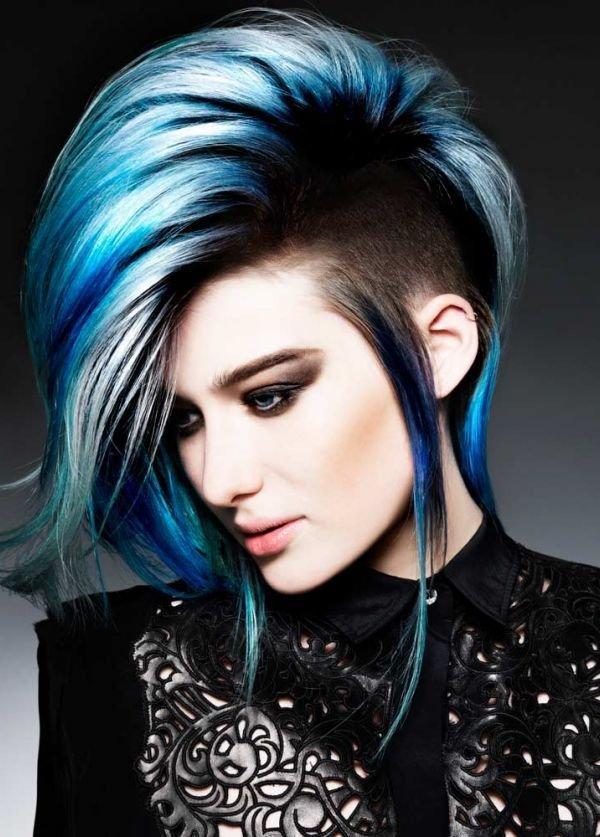 Blue Meets Punk
