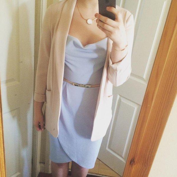 This Dress & Blazer