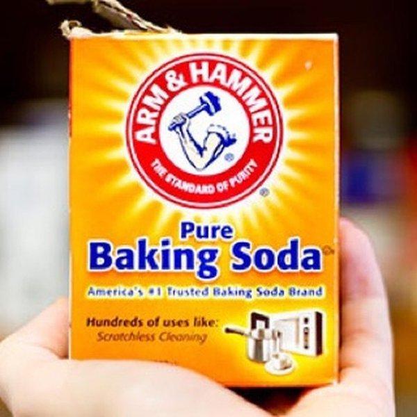 Arm & Hammer, advertising, food, Pure, Baking,