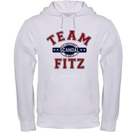 Team Fitz Sweater