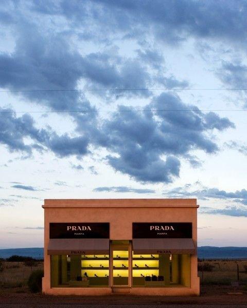 Prada Store, Marfa, Texas